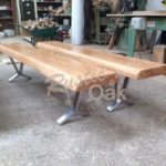 Metal-Based-Dining-Bench-gallery-2
