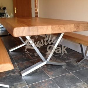 Metal Based Dining Table main