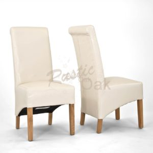 Sherwood-Oak-rolltop-PU-bicast-leather-chair-cream-CO3008CR-300x300