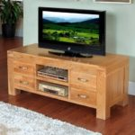 BSTTV10-Santana-Blonde-TV-Unit-with-4-drawers