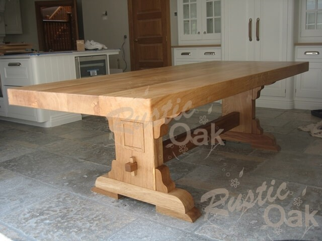 DT15-Square-Edged-Refectory-Dining-Table