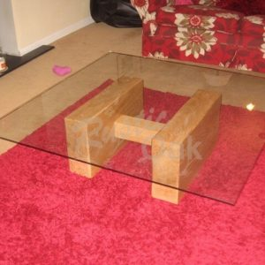 Glass-Top-H-Base-Coffee-Table