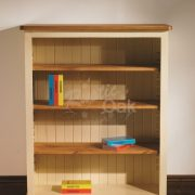Mottisfont-Bookcase-4ft-x-3ft-painted
