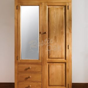 Mottisfont-Combination-Wardrobe-Waxed-300x300