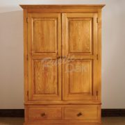 Mottisfont-Double-Wardrobe-Waxed