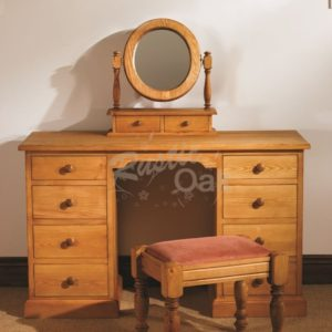 Mottisfont-Dressing-table-Stool-Waxed-Pink-300x300