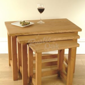 Mottisfont-Nest-of-Tables-waxed-300x300