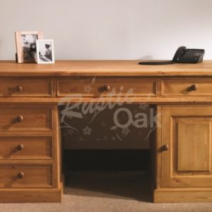 Mottisfont-Pedestal-Desk-waxed-300x300