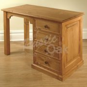 Mottisfont-Single-Dressing-Table-Desk-Waxed