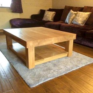 Tremendous Bespoke Oak Coffee Tables Rustic Oak Andrewgaddart Wooden Chair Designs For Living Room Andrewgaddartcom