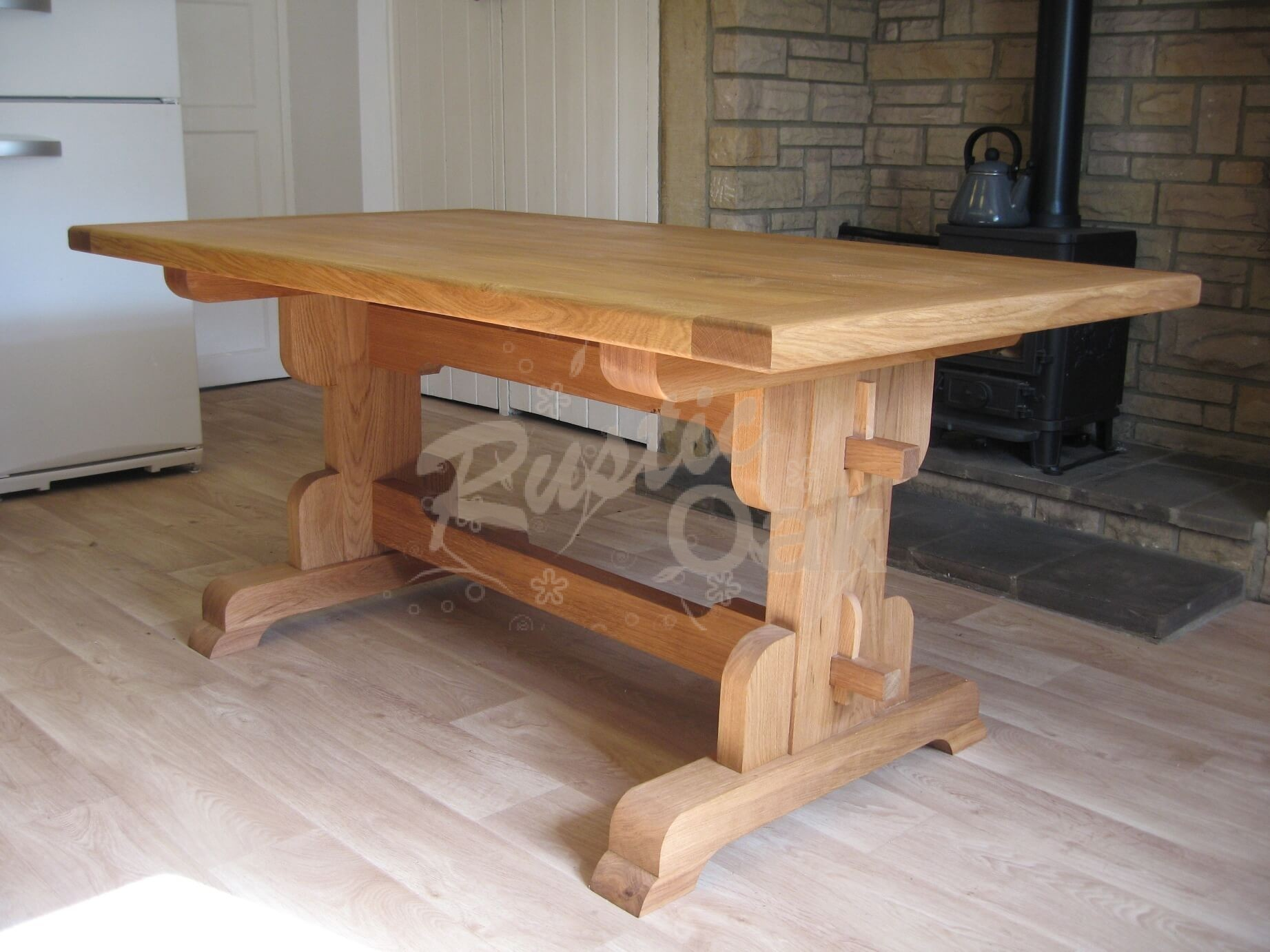 Refectory Style Dining Table