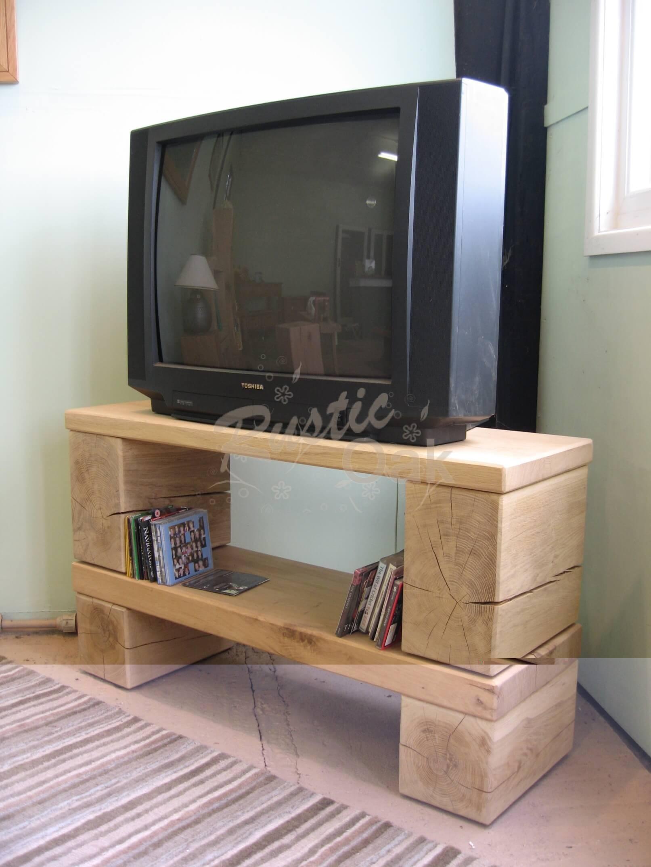 Oak Television Stands