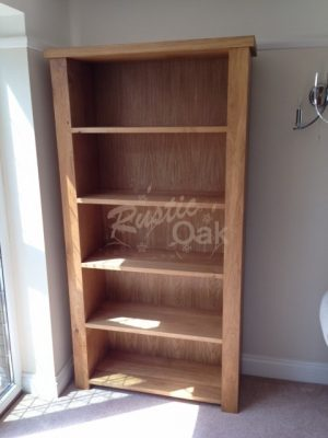 Tall-Oak-Bookcase-with-back-e1490178721188