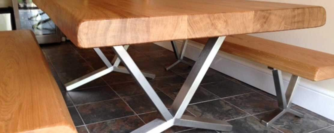 metal-dining-table