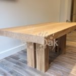 DT23 – Split Pedestal Base Dining Table (5)