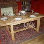 DT25 – The Warwick Dining Table – main