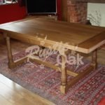 DT27 – The Chantry Dining Table – gallery (1)