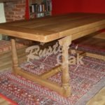 DT27 – The Chantry Dining Table – gallery (2)