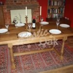 DT27 – The Chantry Dining Table – gallery (8)